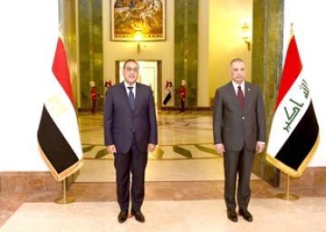 حكومة الكاظمي تكشف حقيقة إبرامها (اتفاق النفط مقابل الإعمار) مع مصر