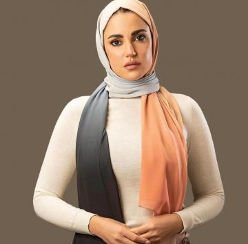 درة ترتدي الحجاب وتعلق: اللهم استرنا