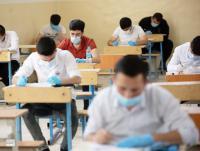 التربية: انطلاق الامتحانات (التمهيدية) للخارجيين بمشاركة  نحو (400) الف طالب وطالبة وسط إجراءات صحية مشددة