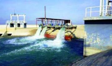 استئناف العمل بأكثر من 30 مشروعاً للماء