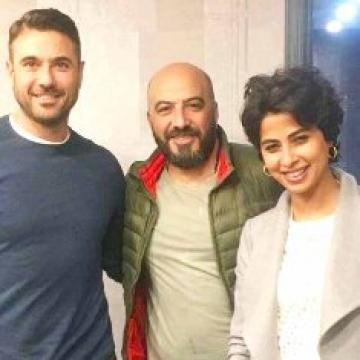 تارا عماد بدلا من روبي  في مسرحية علاء الدين