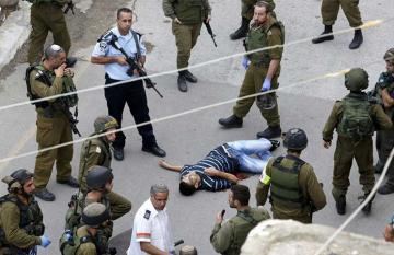 جيش الذبح الإسرائيلي في مواجهة مسيرة الشعب الكبرى