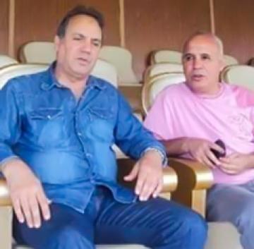 مهدي عبد الصاحب: أعتز بلقب مستر مارسيدس و أنور جسام ظلمني !!!