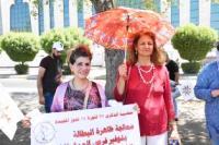 بيان رابطة المرأة العراقية بمناسبة ثورة (14) تموز المجيدة.. في ذكراها الـ (61) نعمل للحفاظ على مكتسبات الحرية والكرامة وحقوق المرأة في العراق