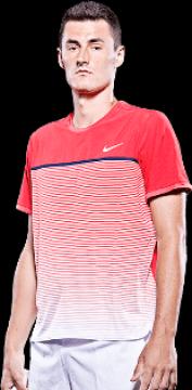 توميتش: الأسماء التي أقتدي بها لا تنتمي لعالم التنس